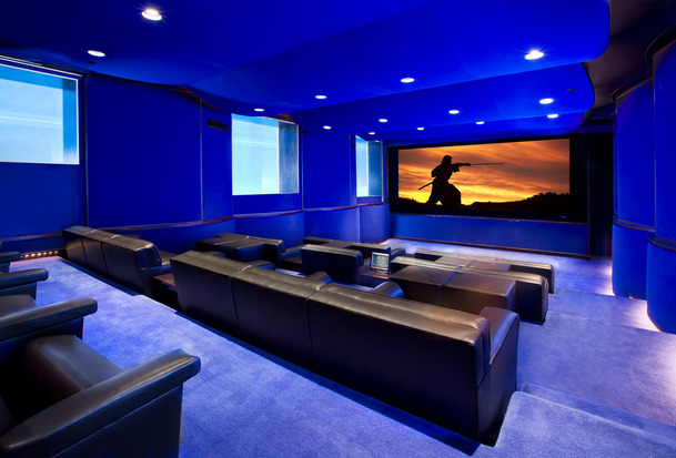home - services- home theater